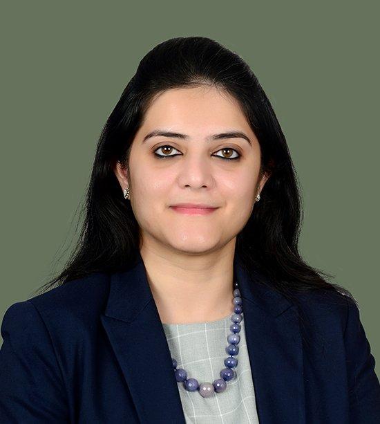 Ms. Charmi Bhoot 1