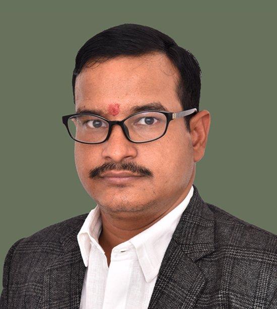 Mr.Neeraj Dubey 1 1